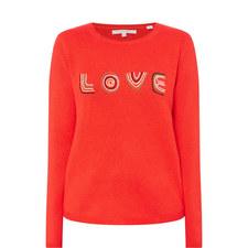 Love Cashmere Sweater