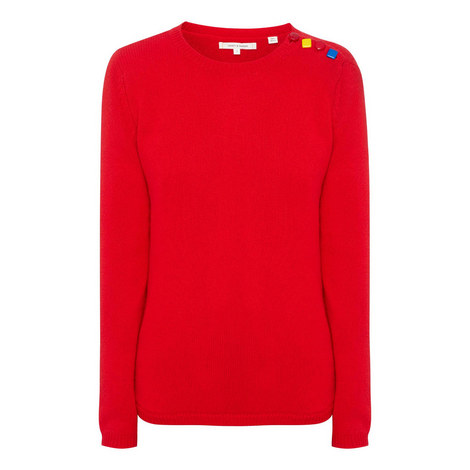 Elbow Patch Sweater, ${color}