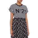 Striped Sweatshirt, ${color}