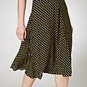Polka Dot Midi Dress, ${color}