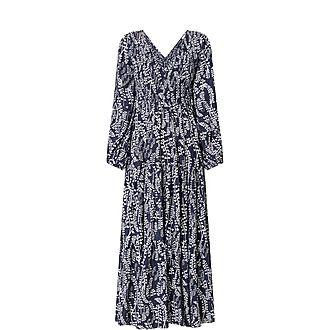 Brooke Floral Maxi Dress