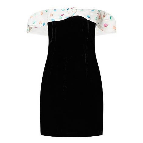 Florence Watercolour Dress, ${color}