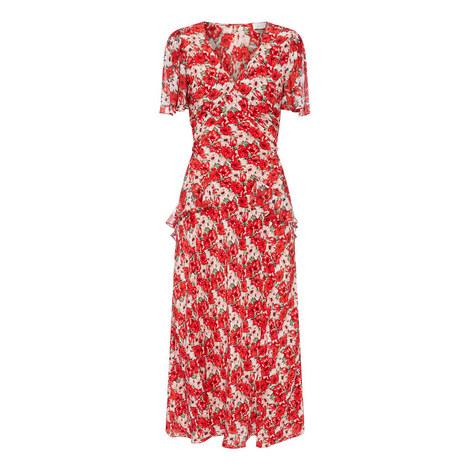 Evie Floral Dress, ${color}