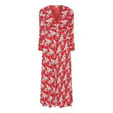 Katie Floral Dress