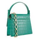 Jemima Trapeze Croc Crossbody Bag, ${color}