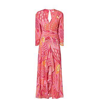 Rose Butterfly Dress