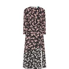 Mixed Daisy Dress