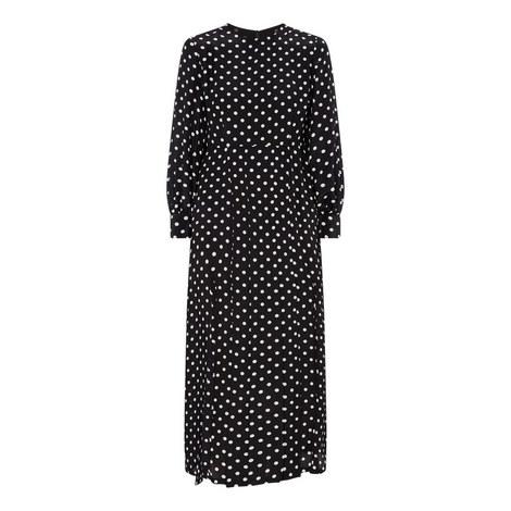 Emma Pearl Spot Dress, ${color}