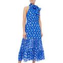 Eleanor Halterneck Dress, ${color}