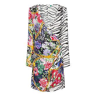 Abba Shell Floral Dress