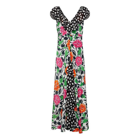 Antoinette English Floral Dress, ${color}