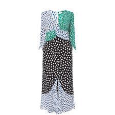 Chelsea Psychedelic Tulip Dress