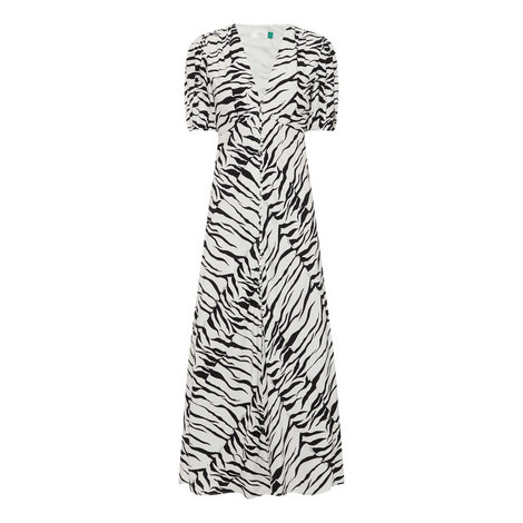 Tonya Tiger Dress, ${color}