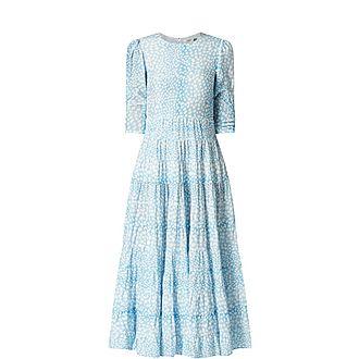 Agyness Leopard Dress