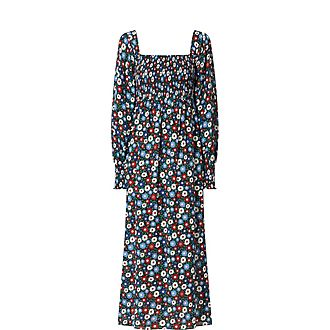 Marie Floral Dress