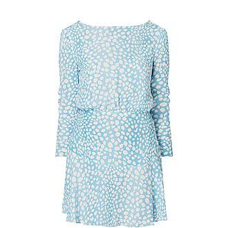 Kyla Leopard Dress