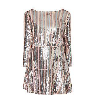 Kyla Sequin Dress