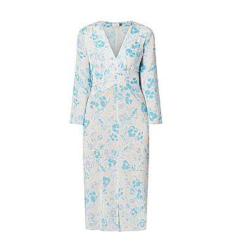 Indra Floral Dress