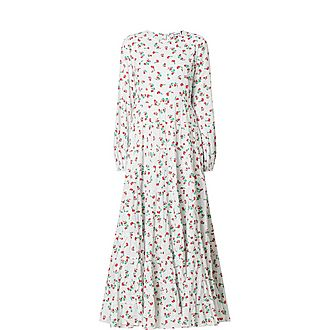Pip Floral Print Maxi Dress