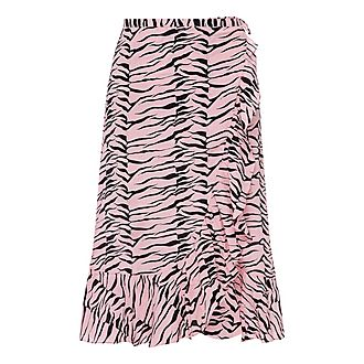 Gracie Tiger Skirt