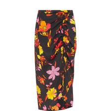 Aria Floral Skirt