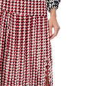 Tina Houndstooth Skirt, ${color}