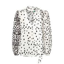 Moss Leopard Top