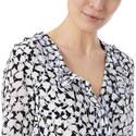 Coleen Psychedelic Camo Tulip Dress, ${color}