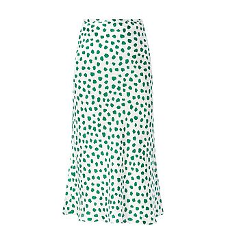 Kelly Print Skirt