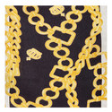Chain Print Scarf, ${color}