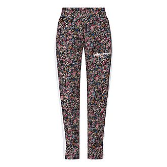 Flower Slim Track Trousers