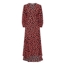 Lindale Wrap Dress