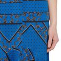 Cloverdale Silk Skirt, ${color}