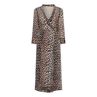 Mullin Wrap Dress