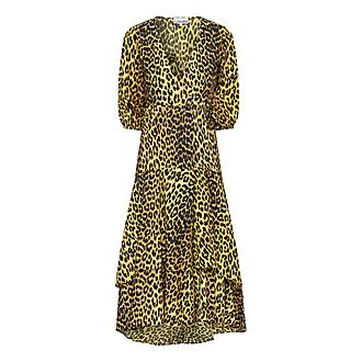Bijou Wrap Dress
