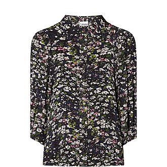 Georgette Floral Shirt