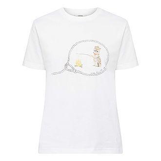 Harris Cat T-Shirt