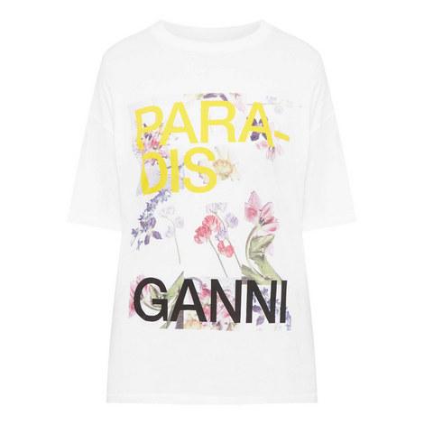 David Floral T-Shirt, ${color}