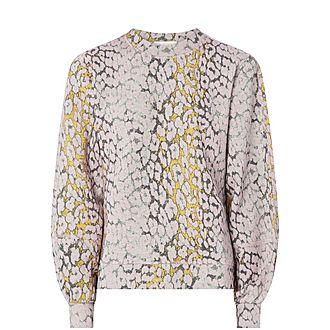 Isoli Puff Sleeve Sweatshirt