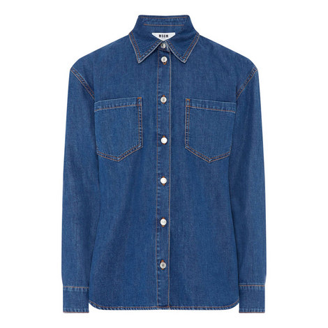 Dream Denim Shirt, ${color}