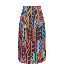 Milano Printed Skirt