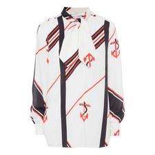 Nautical Print Shirt