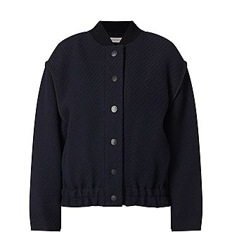 Box Button Jacket