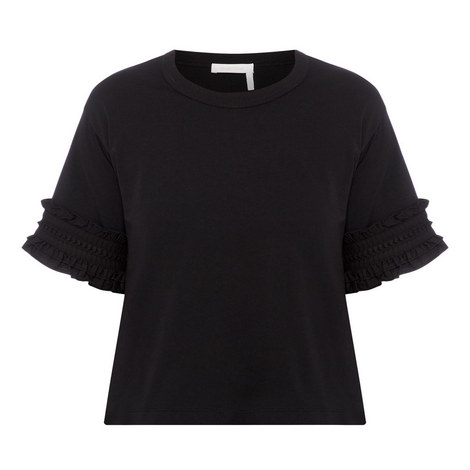Sleeve Detail T-Shirt, ${color}