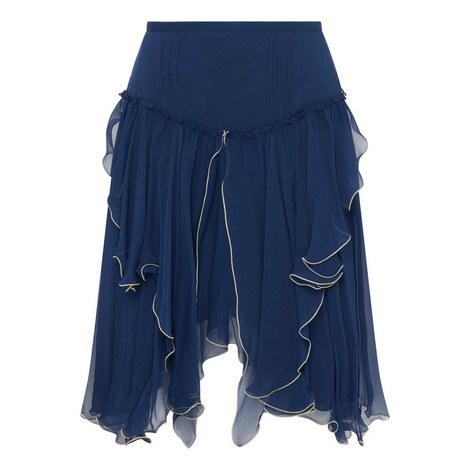 Chiffon Skirt, ${color}