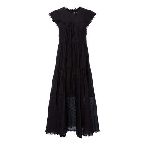 Anglaise Midi Dress, ${color}
