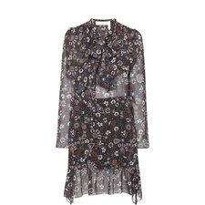 Lightweight Paisley Dress