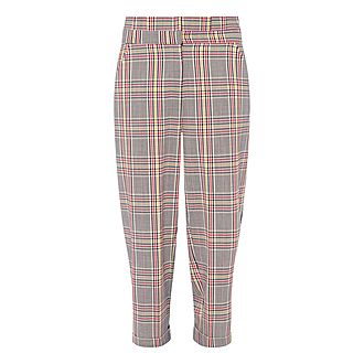 Horice Check Trousers