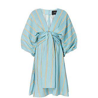 Kaia Striped Dress