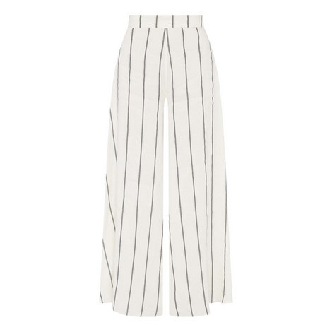 Kelly Stripe Trousers, ${color}